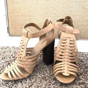 Merona Block Heels